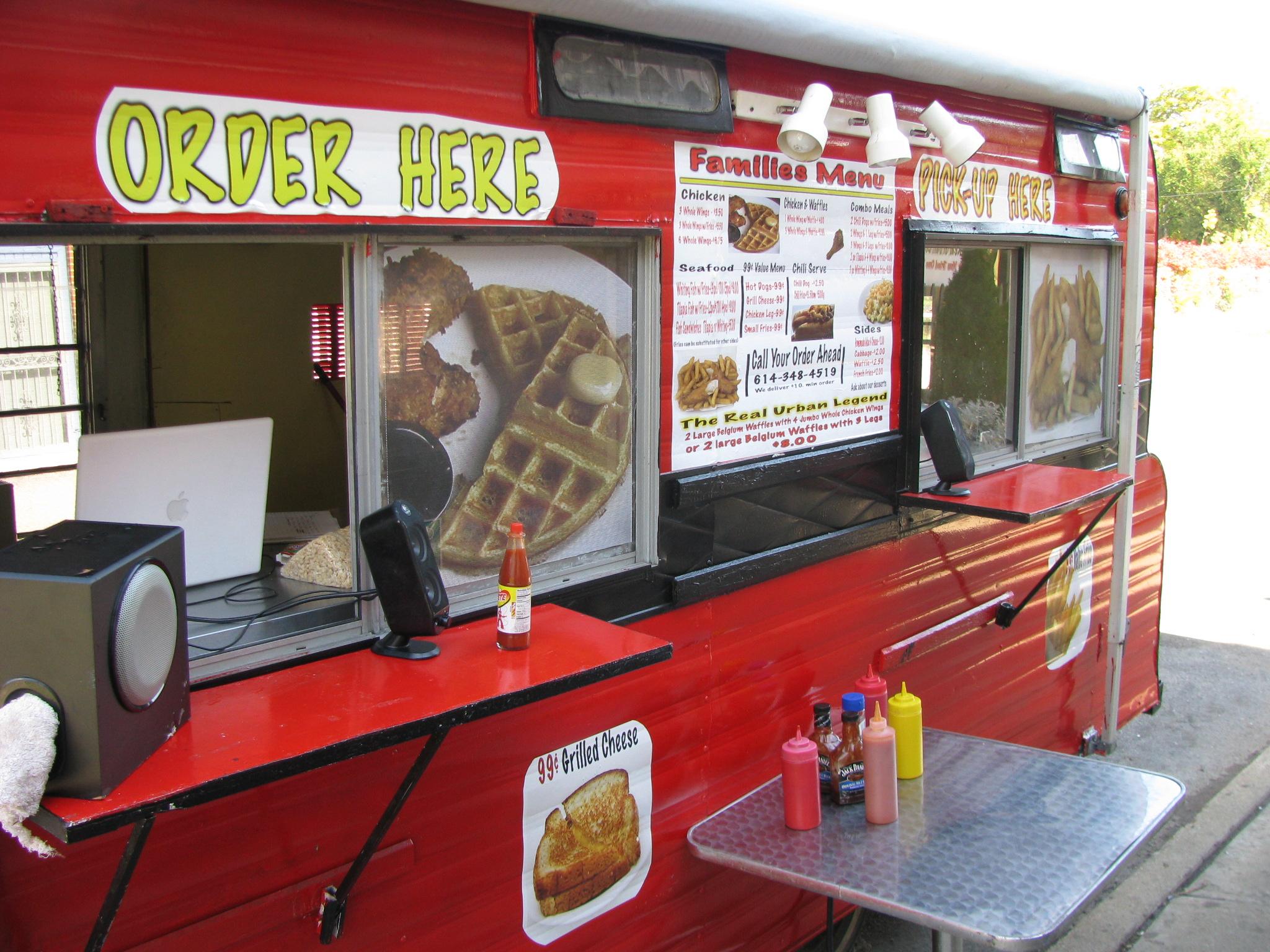 Families Mobile Kitchen Street Eats Columbus