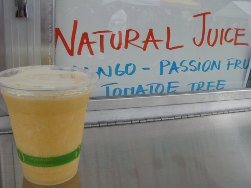 fruit juices street food columbus