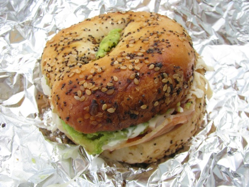 bagel deli columbus