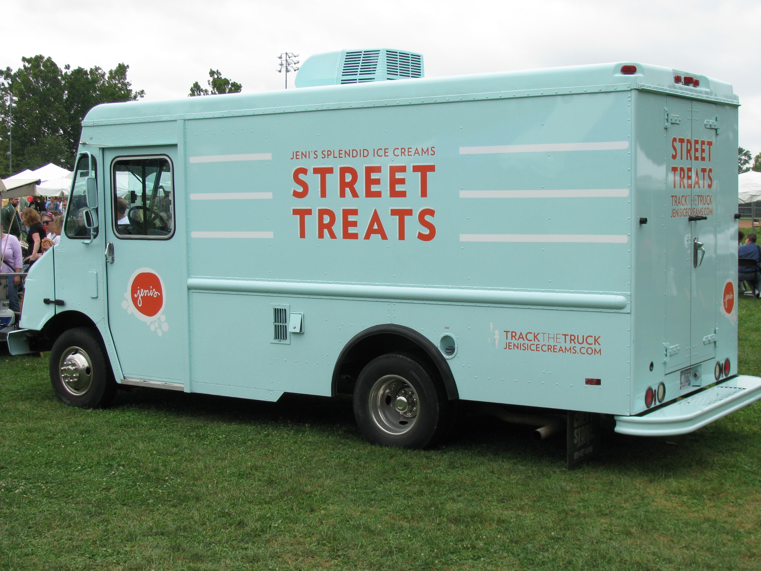 Jenis Ice Cream Food Truck