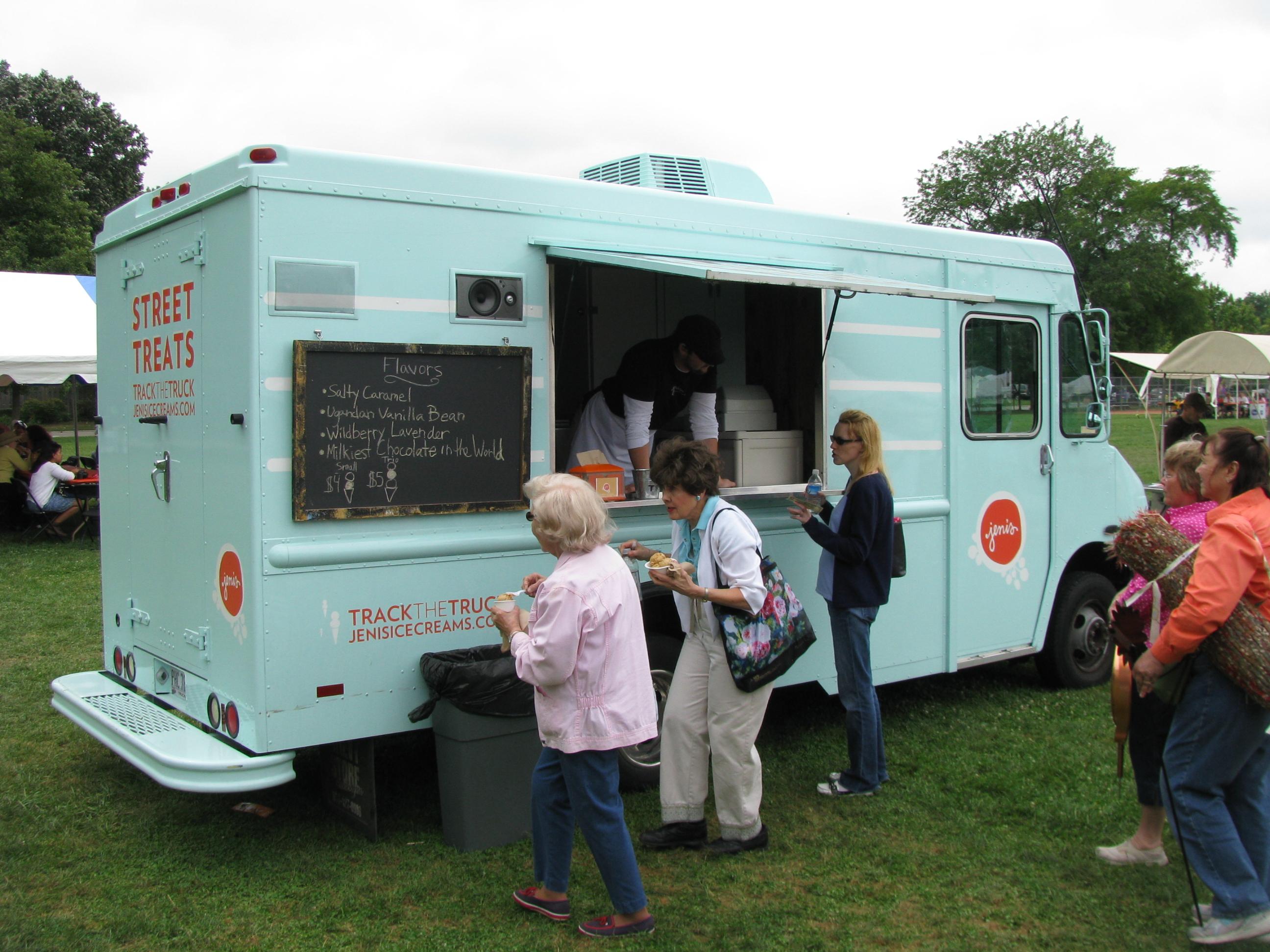 Food trucks columbus