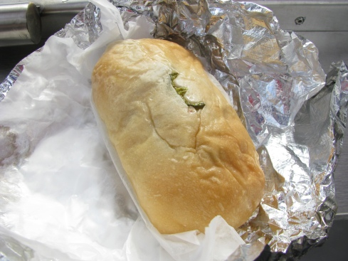 sausage jalapeno cheese kolache