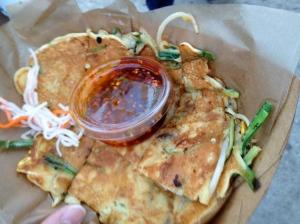 korean pancakes ajumama
