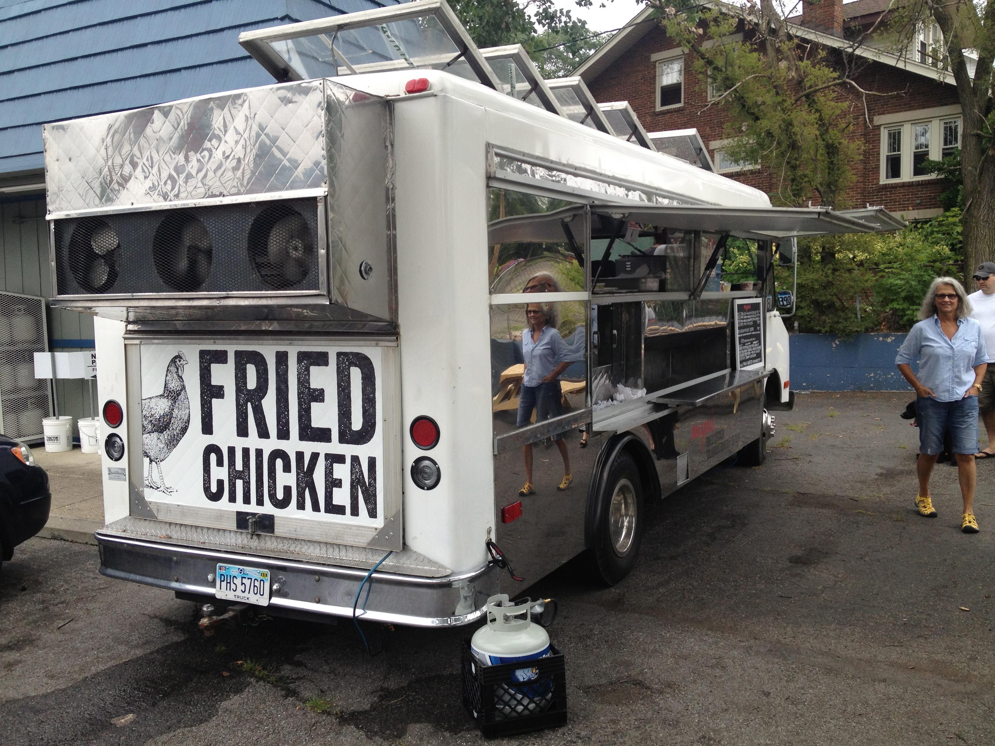 Great Food Trucks In Columbus Ohio