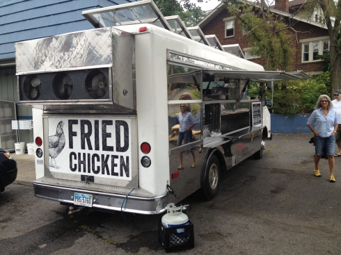 fried chicken truck columbus