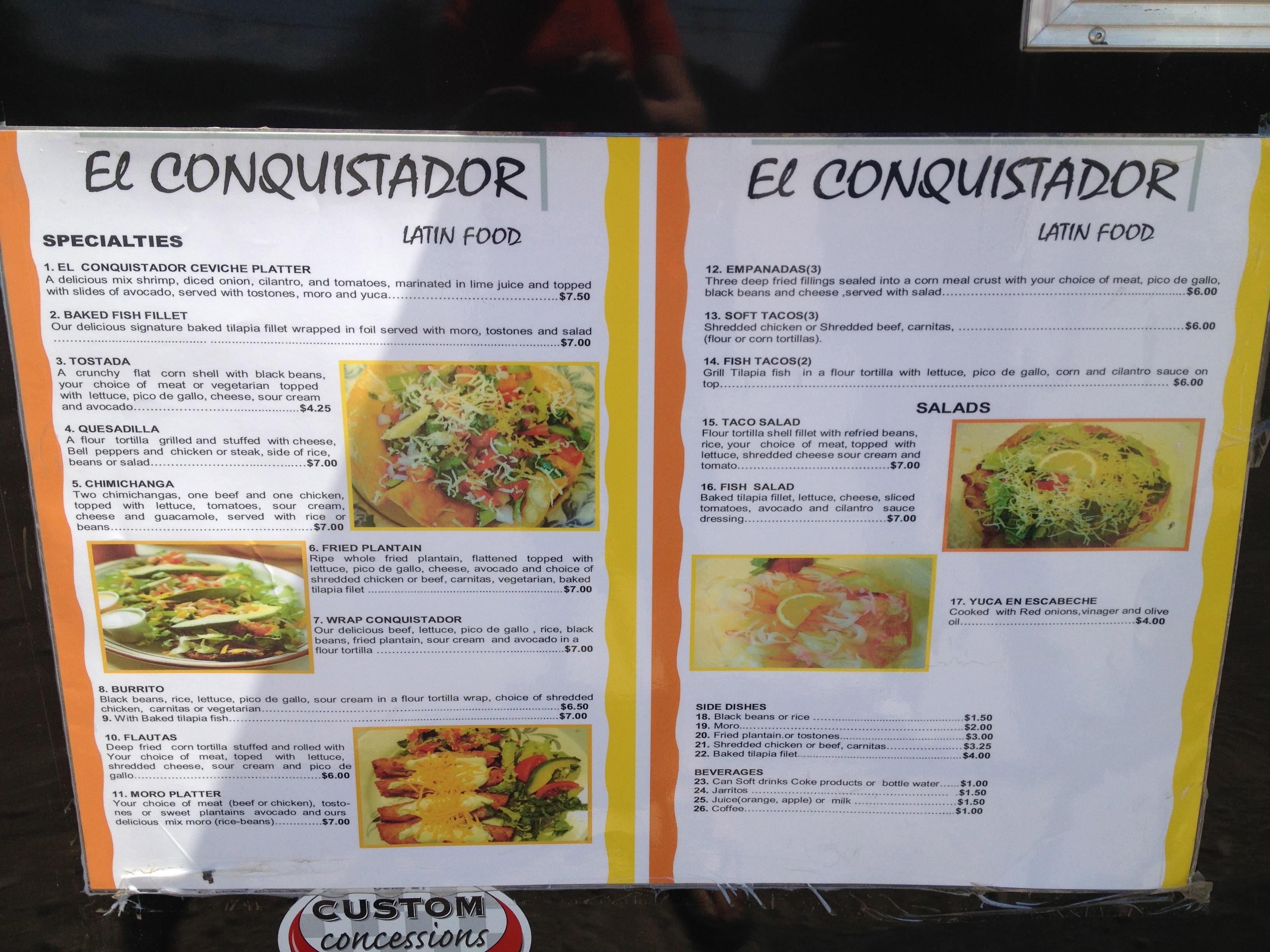 Dominican Food In Columbus