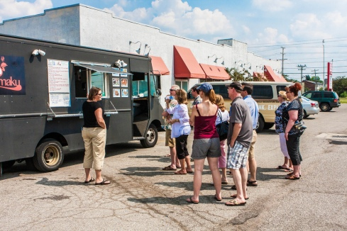 food truck food tour