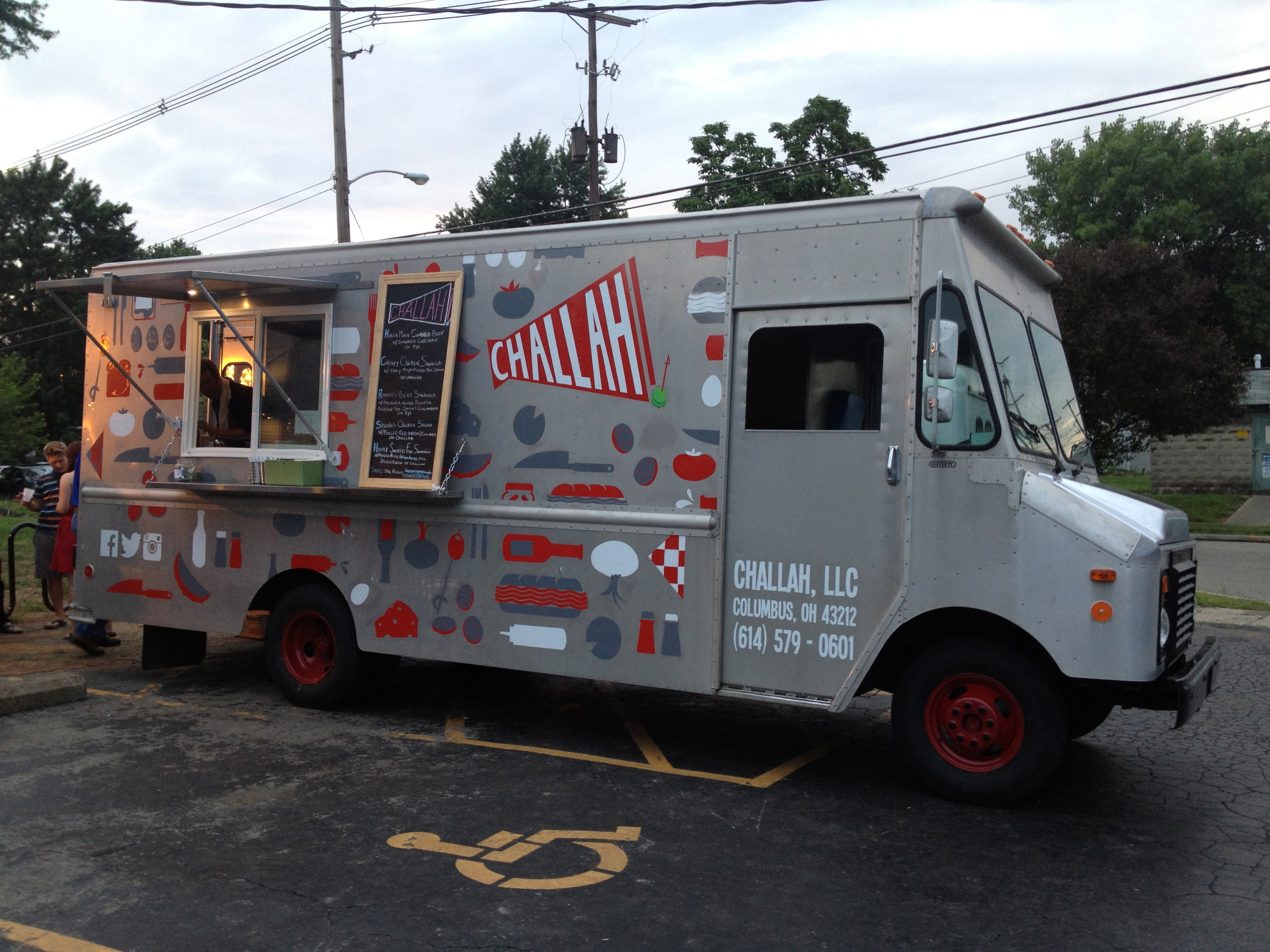 Jewish Food Truck Columbus Ohio