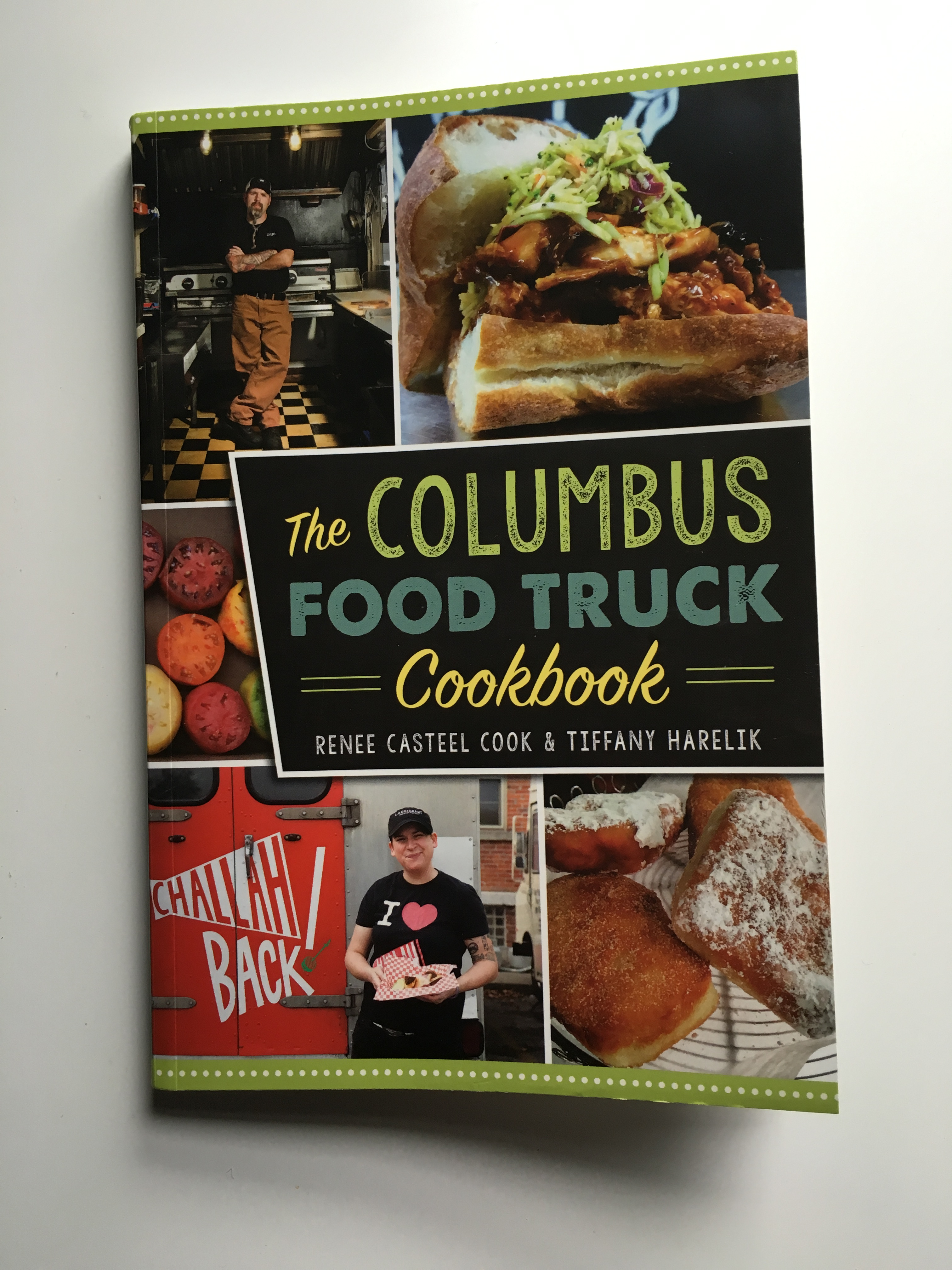The columbus food truck cookbook street eats columbus forumfinder Images