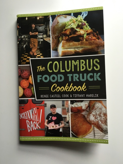 columbus food truck cookbook